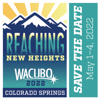 WACUBO 2022 Annual Conference Logo