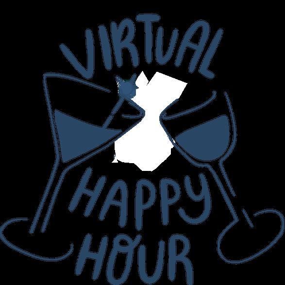 Virtual Happy Hour graphic