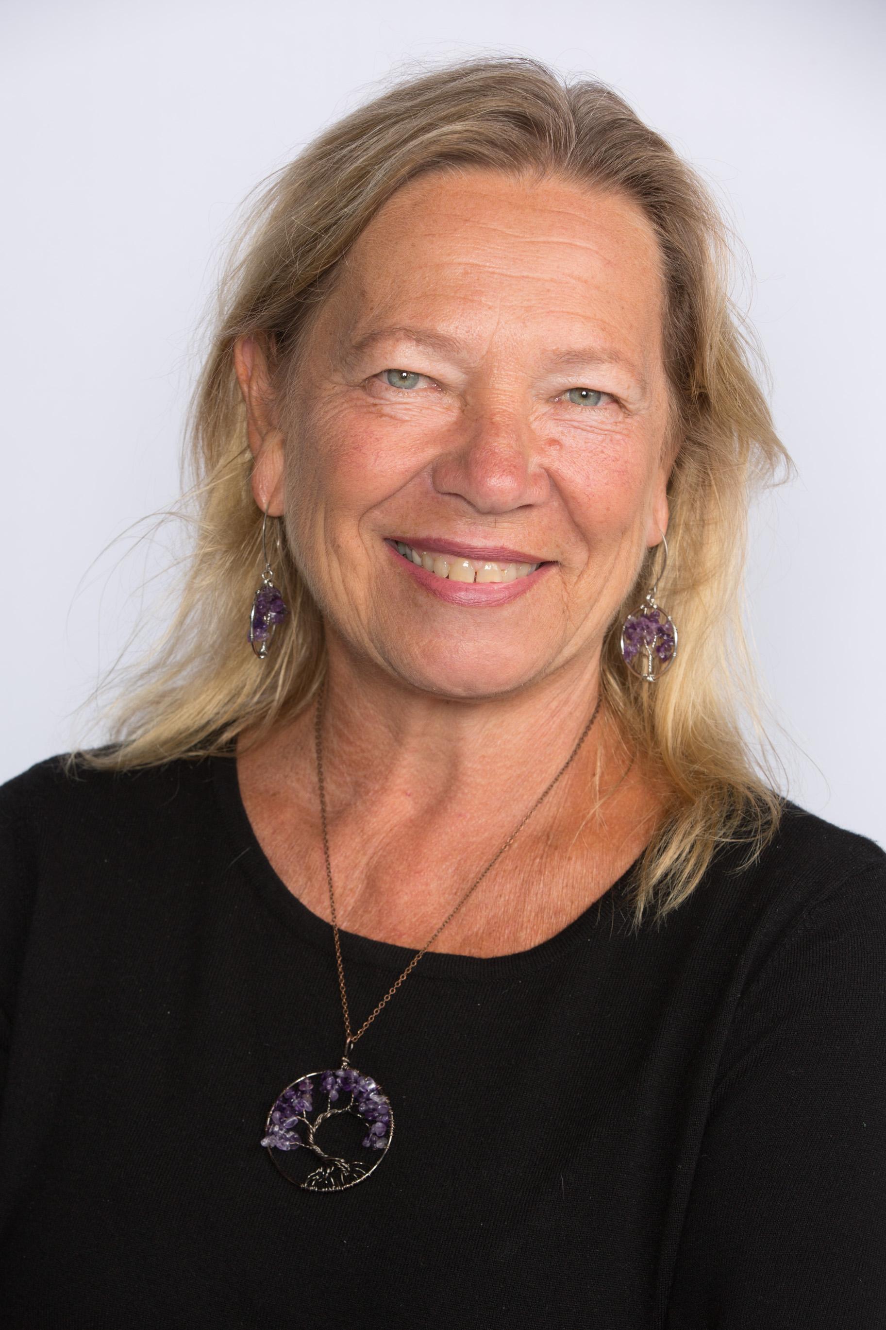Photo: Ruth Johnston, PhD